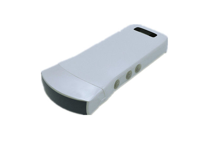 Multi Frequency Convex Or Linear Probe Handheld Ultrasound Scanner Supported IOS Andriod Windows 2.4G Wifi Transfer