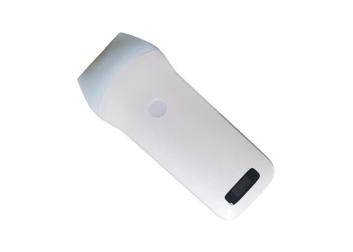 Wifi Color Doppler Handheld Ultrasound Scanner Linear And Convex Connected To Mobilephone Android iOS Windows Supported