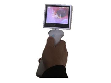 Màn hình LCD 3,5 inch Kính hiển vi kỹ thuật số Máy ảnh ENT cho tai mũi họng với pin Lithium